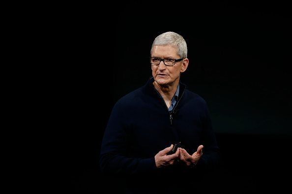 Tim Cook Offers A Glimpse Of Apple's Healthcare Future – MedCity News